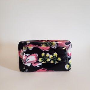 Handbags - Hard Floral Wallet